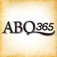 abq365 logo with a link to www.abq365.com